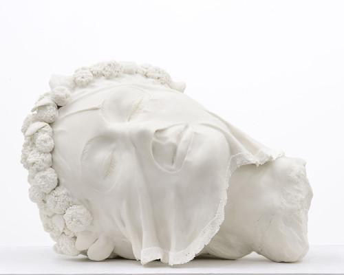 Balaclava Bust - Parain Porcelain & Lace 1