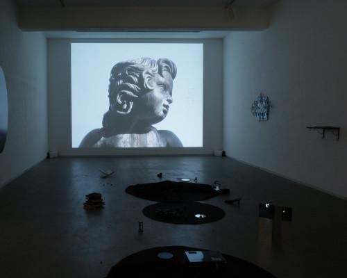 『夜明けまえ』2013,Gallery Terra Tokyo
